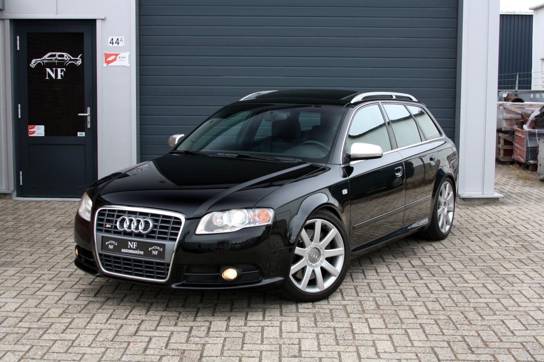 Audi S4 Avant Quattro B7 Tiptronic Kopen Bij Nf Automotive